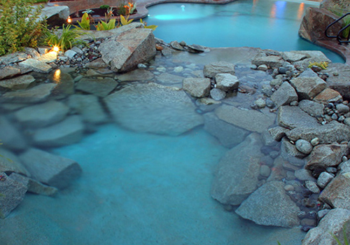 Pools and Hot Tubs