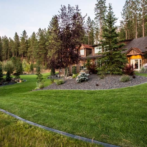 Landscaping Spokane Coeur D'Alene