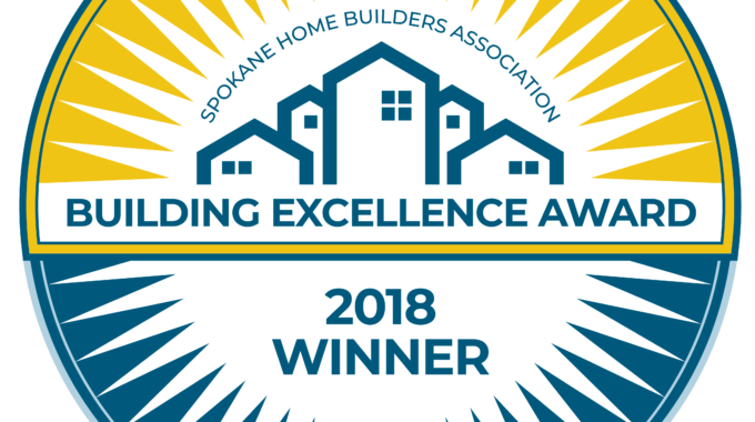 Copper Creek Landscaping Receives SHBA Building Excellence Award 2018 for Specialty Landscape!